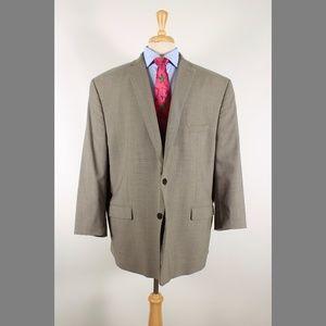 Calvin Klein 54R Gray Sport Coat 98-E